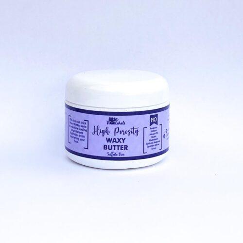 High Porosity Waxy Butter