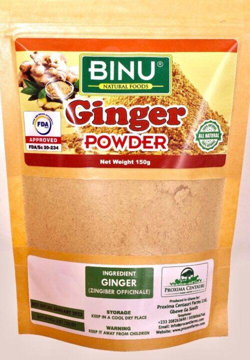 Binu Tiger Powder