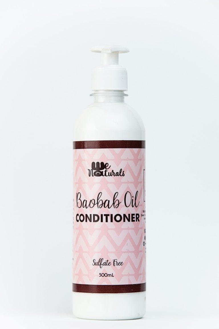 Baobab Oil Conditioner