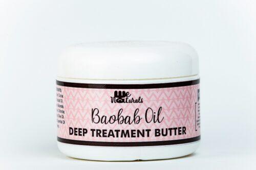 Baobab Oil Deep Treatment Butter